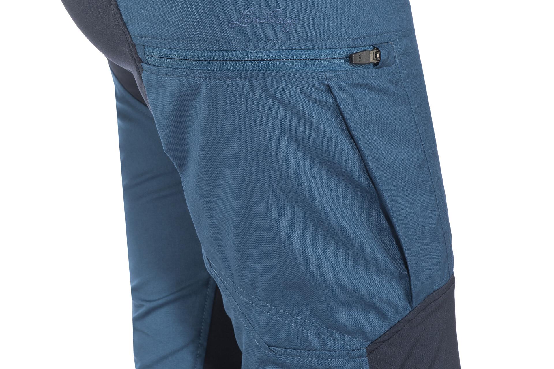 Lundhags Lundhags Lundhags W's Makke Pants Regular Petrol/Deep Blå bb79f9